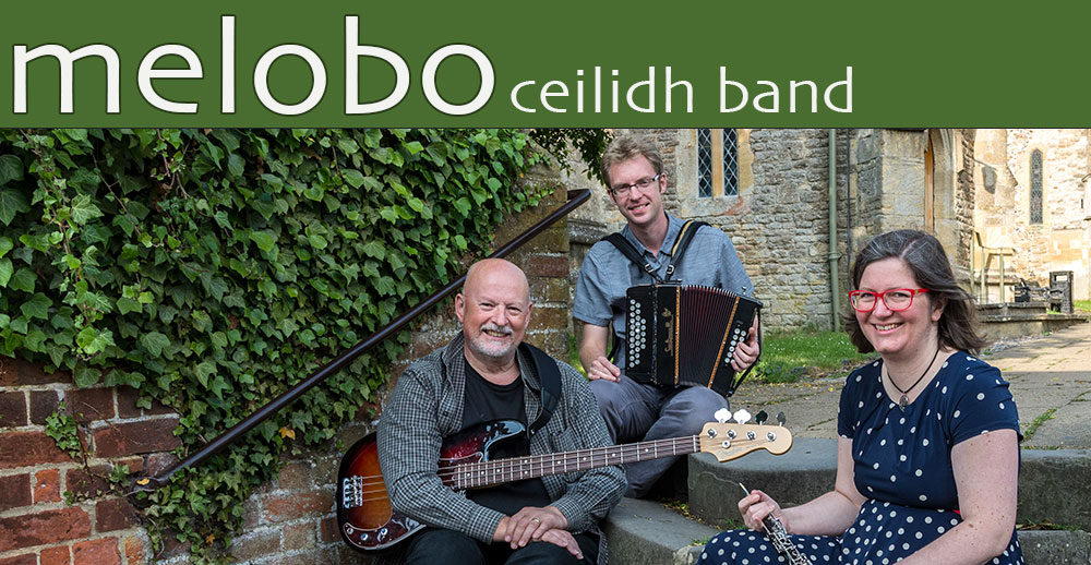 Melobo Ceilidh Barn Dance Band Weddings